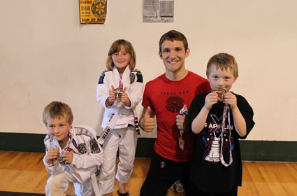 Youth Mixed Martial Arts